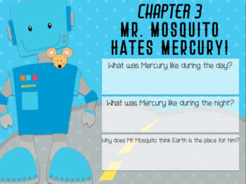 Ricky Ricotta's Mighty Robot (2) - Novel Study (Great for Google Classroom!)