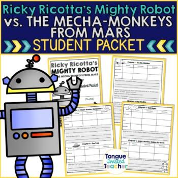 Ricky Ricotta's Mighty Robot vs. the Mecha-Monkeys from Ma