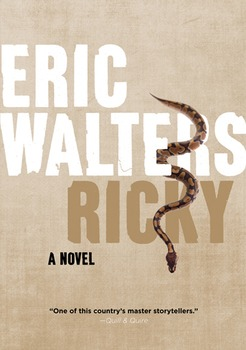 Ricky - by Eric Walters - Novel Study