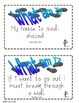 Riddle Cards - Set 1E- Common Core Aligned