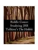 Riddle Game: Studying JRR Tolkien's The Hobbit