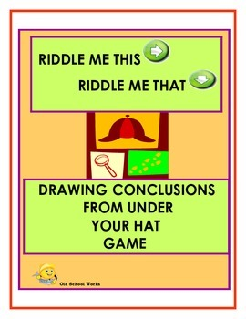 Drawing Conclusions from Under Your Hat Game