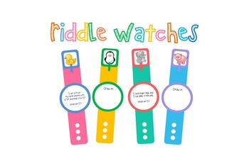 Riddle Watches