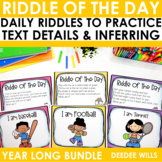 SEESAW PRELOADED   Riddle of the Day   BUNDLE