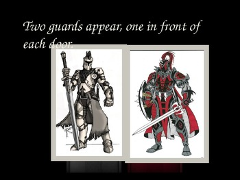 Riddle of the Two Guards Powerpoint Activity