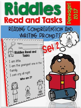 Riddles Read and Tasks Set 2