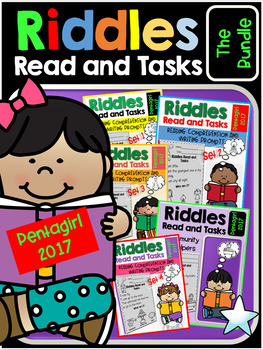 Riddles Read and Tasks The Bundle