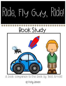 Ride, Fly Guy, Ride! Book Companion