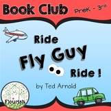 Ride, Fly Guy, Ride by Ted Arnold: Book Club PreK- 3rd