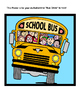 """""""Ride On The School Bus!"""" -- Count by Twos with a Math Group Game"""