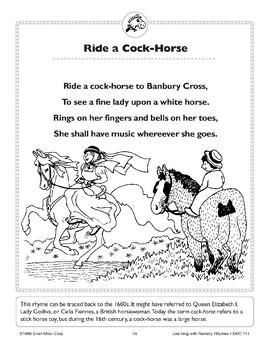 Ride a Cock-Horse