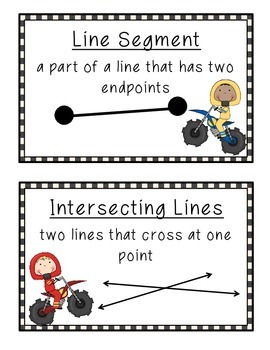 Ride the Line- Identifying Types of Lines