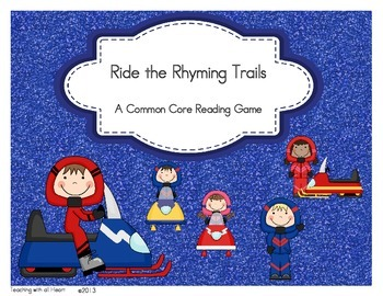 Ride the Rhyming Trails