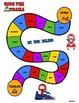 Ride the Trails w/ Multiple Meaning Words Game! Sentence W