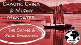 Ridgway History Ep. 11: Chaotic China & Murky Mandates | S