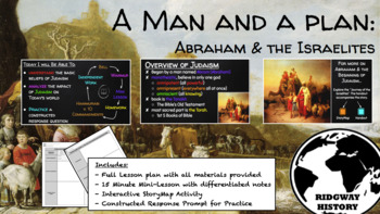 Ridgway History | Episode 8: A Man & A Plan: Abraham & the Israelites