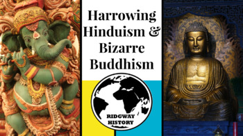 Ridgway History | Episode 10: Harrowing Hinduism & Bizarre