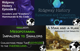 Ridgway History | World History Episodes 5-8 Bundle: Early Civilizations