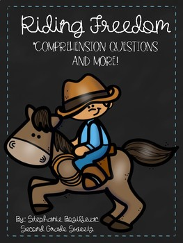 Riding Freedom (Comprehension Questions and More)