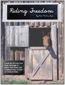 Riding Freedom Hyperdoc Project