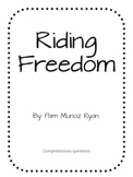 Riding Freedom Lit Pack