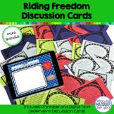 Riding Freedom Novel Study | Mini BUNDLE