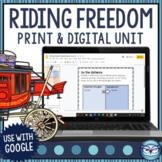 Riding Freedom Novel Study - Print and Digital