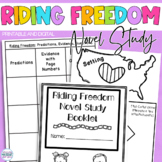Riding Freedom (Pam Muñoz Ryan) A Complete Novel Study