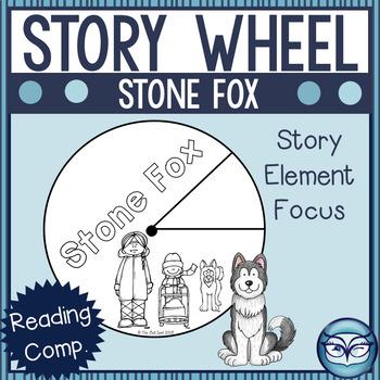 Stone Fox Story Elements Wheel