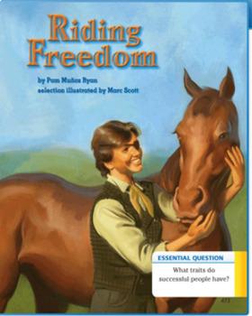 Journey's Riding Freedom TDA