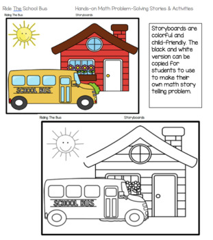 Riding The School Bus: Problem Solving Unit: A Hands-On Approach