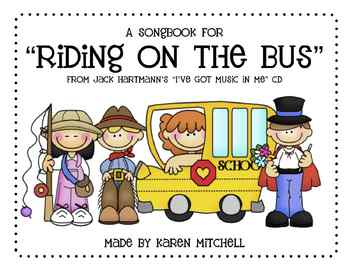 Riding on the Bus Songbook