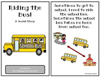 Riding the Bus: A Social Story