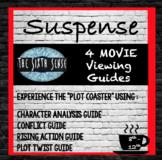 "Movie Notes, ""The Sixth Sense"": 4 movie notes, permission"