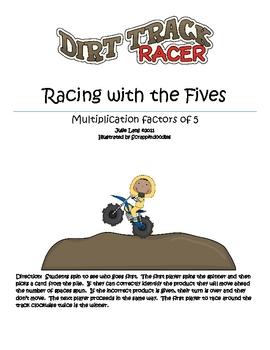 Riding with the Fives - Multiplying by 5