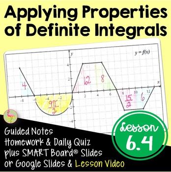 Calculus: Properties of Definite Integrals
