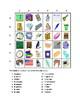 Articoli di cancelleria (School objects in Italian) Find it Worksheet