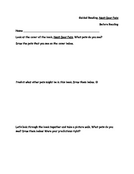 Rigby Guided Reading Level 4 Mini Lessons