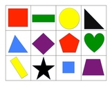 Right Angle Memory Game