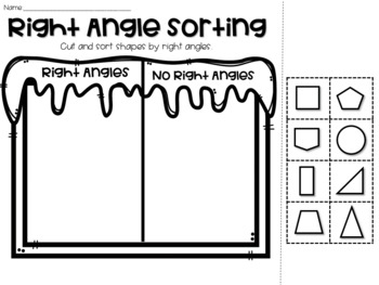 Right Angle Sorting