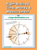 Right-Brained Time, Money & Measurement