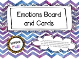Right Now, I Feel Emotions Board