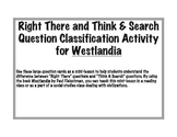 Right There and Think & Search Questions for Westlandia