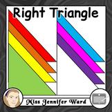 Right Triangle Clipart