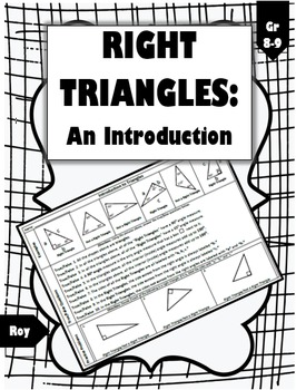 Right Triangle Intro