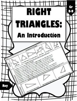 Right Triangle Intro