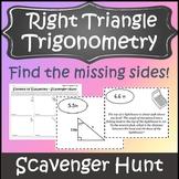 Right Triangle Trigonometry Review {SOHCAHTOA Activity} {SOH CAH TOA}