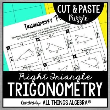 Trigonometry Puzzle