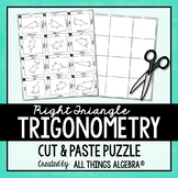 Right Triangle Trigonometry Puzzle