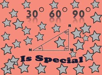 Right Triangles-30-60-90